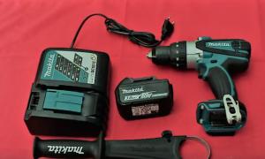 review el taladro makita combinado portatil percutor con bateria