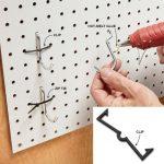 como hacer un tablero de clavijas