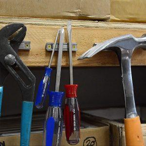 iman para organizar pequeñas herramientas