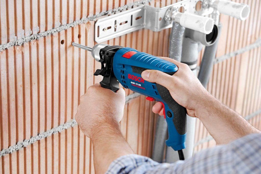 Bosch Professional GSB 13 RE portabrocas de sujecion rapida