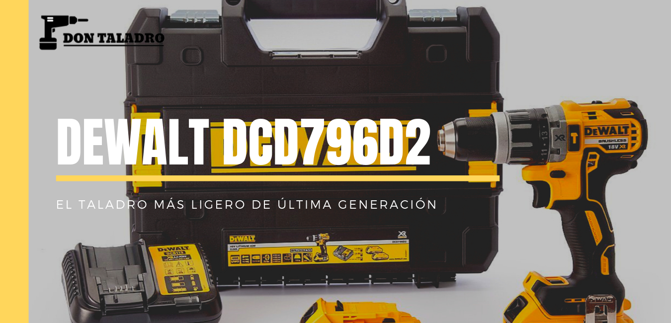DCD796D2-GB 18 V XR