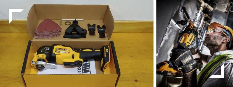 Review completo del Dewalt Multifuncion