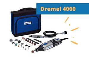 Por qué el Dremel 4000 merece la pena comprar- comparativas y review