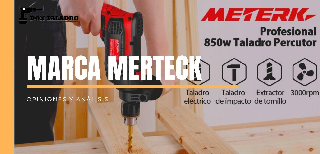 Opinion y review de las herramientas de la marca Meterk